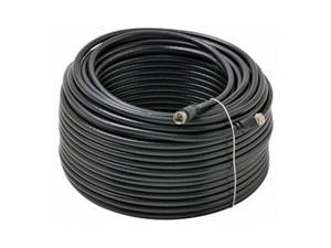 STEREN BL-215-400BK 100 ft. Coaxial Patch Cable