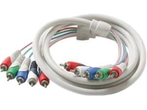 STEREN 257-612BK 12 ft. Component Video Mini Cable