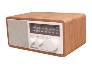 Sangean FM/AM Wooden Cabinet Radio WR-11