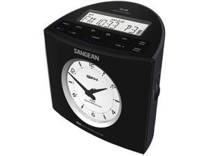 Sangean FM-RDS (RBDS) / AM Digital Tuning Atomic Clock Radio RCR-9