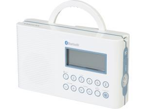 Sangean AM/FM Bluetooth Shower Radio H-202