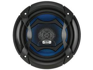 "SOUND STORM F260S 6.5"" 200 Watts Peak Power 2-Way Slim-Mount Speakers (Pair)"