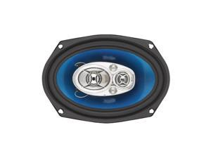 "SOUND STORM F569 6"" x 9"" 600 Watts Peak Power 5-Way Speakers (Pair)"