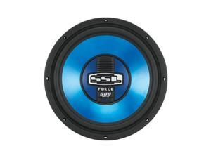 "SOUND STORM FS12 12"" 500W Single Voice Coil Car Subwoofer"