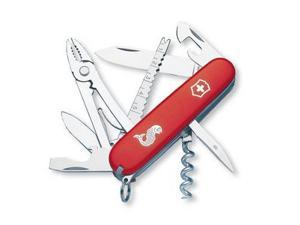 VICTORINOX 53671 Swiss Army Angler Multi-Tool (Red)
