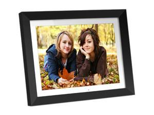 "Aluratek ADMPF315F 15"" 1024 x 768 15"" High Resolution Digital Photo Frame with 2GB Built-In memory with Remote 1024 x 768"