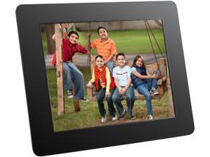 "Aluratek ADPF08SF 8"" 800 x 600 Digital Photo Frame"
