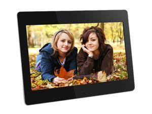 "Aluratek ADMPF114F 14"" 1366 x 768 Digital Photo Frame with 2GB Built-in Memory"