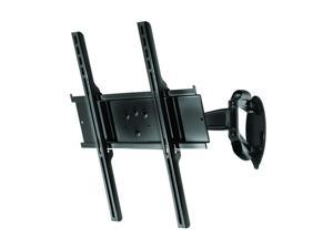 "Peerless SA746PU Black Articulating Wall Arm for 26"" to 46"" Flat Panel Screens"