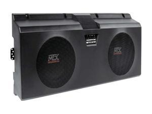 "MTX XTL210P Dual 10"" 350W X ThunderLink Powered Subwoofer Enclosure"