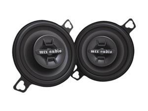 "MTX TDX35 3.5"" 50 Watts Peak Power Dome-Axial 2-Way Speaker"