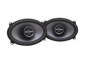 "MTX TDX46 4"" x 6"" 80 Watts Peak Power Dome-Axial 2-Way Speaker"