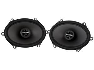"MTX TDX68 6"" x 8"" 120 Watts Peak Power Dome-Axial 2-Way Speaker"