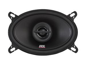 "MTX TN462 4"" x 6"" 80 Watts Peak Power Terminator 2-Way Car Speaker"