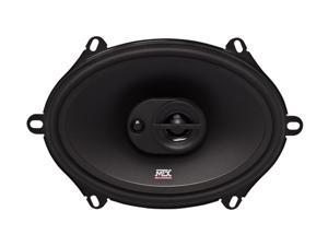 "MTX TN573 5"" x 7"" 110 Watts Peak Power Terminator 3-Way Car Speaker"