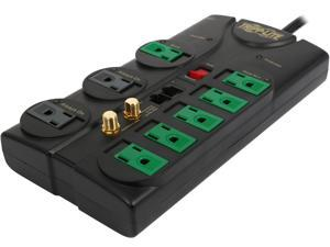 Tripp Lite AV88SATG Energy-Saving Surge Suppressor