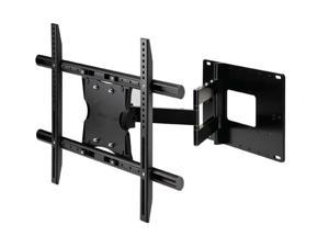 "OMNIMOUNT 48ARMUAB 37""-50"" Articulating TV wall mount LED & LCD HDTV up to VESA 800x400 max load 125 lbs for Samsung, Vizio, Sony, Panasonic, LG and Toshiba TV"