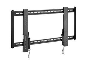 "OmniMount ULPF-L B Black 37"" - 63"" Ultra Low Profile Fixed Wall Mount"