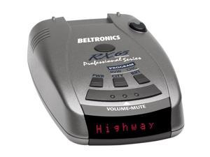 BELTRONICS RX65 Red Radar / Laser Detector