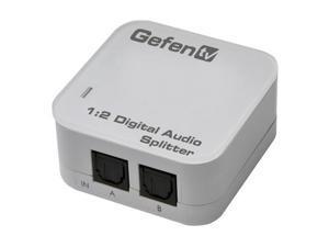 Gefen GTVDIGAUD142 GefenTV Digital Audio 1:2 Splitter