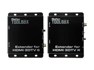 Gefen GTB-HDMI-3DTV-BLK ToolBox Extender for HDMI 3DTV