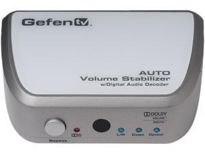GefenTV GTV-VOLCONT-D Auto Volume Stabilizer w/ Digital Audio Decoder