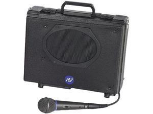 AmpliVox S222 Black Protable Audio