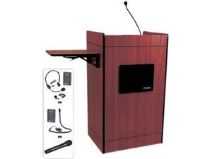 AmpliVox SW3230-MH Wireless Multimedia Computer Lectern