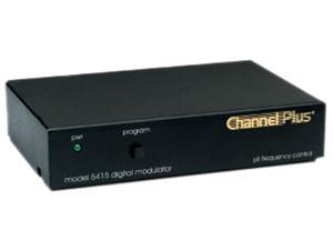 CHANNEL PLUS 5415 One-Channel Video Modulator