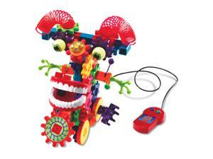 LEARNING RESOURCES LER9202 Gears! Gears! Gears! Wacky Wigglers