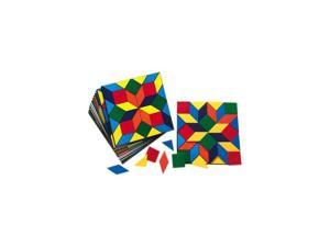 LEARNING RESOURCES LER0289 Parquetry Block Super Set