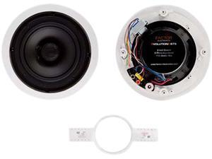"Factor E675X 6.5"" 10 W 25-70 V Ceiling Speaker Single"