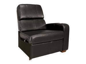 Bell'O HTS102BK Black Right Arm Reclining Chair