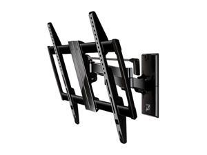 "Bell'O 7845B Piano Black 32"" - 52"" Low Profile Articulating Wall Mount"