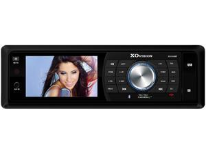 "XO Vision 3"" DVD Receiver with Detachable Face"