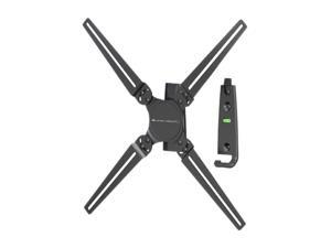"""Level MountDC30LP 10""""-32"""" Fixed TV Wall Mount LED & LCD HDTV Up to VESA 75, 100, 200 and 400 max load 50lbs Compatible with Samsung, Vizio, Sony, Panasonic, LG, and Toshiba TV"""