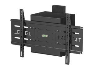 """Level MountDC42SM 26""""-42"""" Motorized Full Motion TV Wall Mount LED & LCD HDTV Up to VESA 75, 100, 200 and 400 max load 100lbs Compatible with Samsung, Vizio, Sony, Panasonic, LG, and Toshiba TV"""
