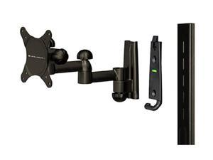 """Level MountDCDSK30DJUp to 30"""" Desktop Full Motion TV Mount LED & LCD HDTV Up to VESA 75, 100, 200 and 400 max load 35lbs Compatible with Samsung, Vizio, Sony, Panasonic, LG, and Toshiba TV"""