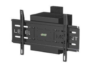 """Level Mount SMM-08 Black 10""""–42"""" Swivel & Tilt TV Wall Mount"""