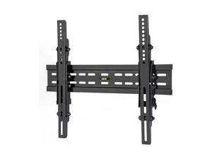 "Level Mount PT400 Black 10"" - 40"" Ultra Slim Tilt Flat Panel TV Wall Mount"