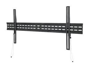 "Level Mount 900F Black 34"" to 65"" Ultra-Slim Fixed TV Wall Mount"