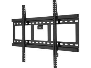 "Level Mount HE800F Matte Black 37"" - 85"" Xtra Lrg Fixed TV Wall Mount"