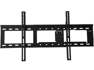 "Level Mount Xtra Lrg Adjustable Fixed TV Wall Mount Series NTPFW Black 26"" - 85"""