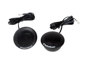 Rockford Fosgate R1T-S Tweeter 80 Watts Peak Power Car Tweeter Kit