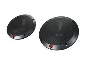 "Rockford Fosgate 5.25"" 80 Watts Peak Power 2-Way Component System"