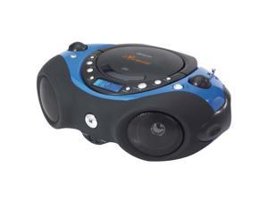 Memorex Portable CD Boombox with AM/FM Radio 01787 (MP3851BLK )
