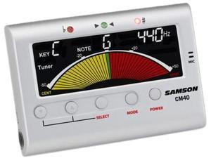 Samson Chromatic Guitar Tuner and Metronome