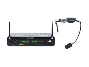 Samson AirLine 77 UHF TD Headset Wireless QV10e Microphone System - Channel N1, 642.375