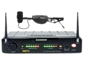 Samson AirLine 77 UHF TD Wind Instrument Wireless Microphone System - Channel N2, 642.8