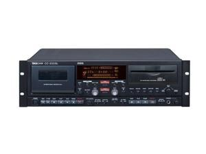 Tascam CC-222SL Combination CD/Cassette Recorder